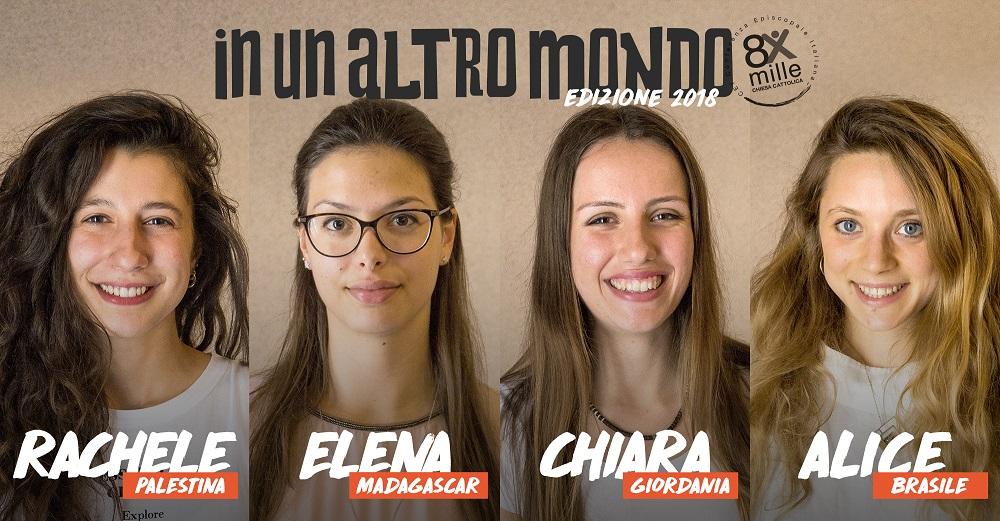 """""""IN UN ALTRO MONDO"""": 4 STUDENTESSE VINCONO LA 5° EDIZIONE"""