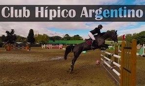 A BUENOS AIRES LA COMUNITÀ ITALIANA SI RIUNISCE AL CLUB HIPICO ARGENTINO