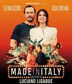 """""""MADE IN ITALY"""": IL FILM DI LIGABUE IN BRASILE CON L'ANEA"""