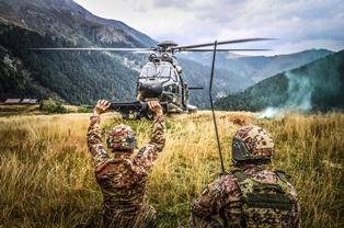 MISSIONE IN KOSOVO: IL CONTINGENTE ITALIANO INCREMENTA LE ATTIVITÀ