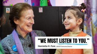 UNICEF: LE 8 SFIDE DEI GIOVANI NEL MONDO