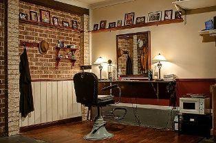 Nel mondo boom per i barber shop italiani for Sen martin arredo per barber shop