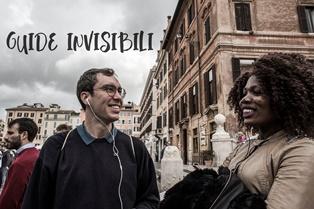 GUIDE INVISIBILI: A ROMA LE PASSEGGIATE SONORE COI MIGRANTI DI LABORATORIO 53