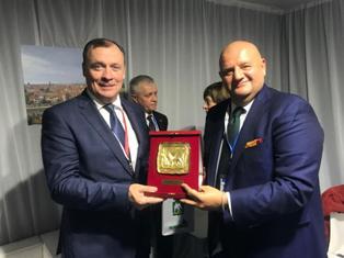 ECONOMIA: MARCATO (VENETO) INCONTRA DELEGAZIONE RUSSA