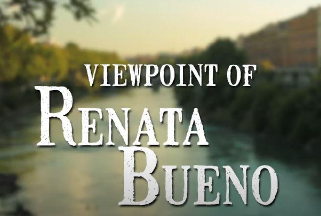 """""""VIEWPOINT OF RENATA BUENO"""": ONLINE IL DOCUMENTARIO SULL'EX DEPUTATA ITALO-BRASILIANA"""