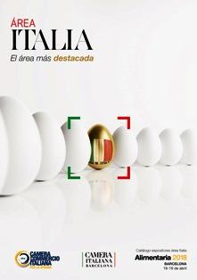 IMPRESE ITALIANE ALLA FIERA ALIMENTARIA DI BARCELLONA CON LE CAMERE DI COMMERCIO ITALIANE DI MADRID E BARCELLONA
