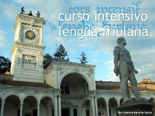 """CORSO DI LINGUA E CULTURA FRIULANA AL """"CUI"""" DI BUENOS AIRES"""