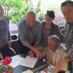 SOPRALLUOGO DI ABM TRENTINI NEL MONDO E FONDAZIONE DOLOMITI UNESCO A ORADEA IN ROMANIA