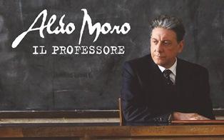 """""""ALDO MORO IL PROFESSORE"""": SU RAI ITALIA LA DOCUFICTION DI FRANCESCO MICCICHÈ"""
