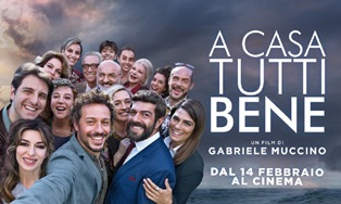 ISCHIA FILM FESTIVAL: A GABRIELE MUCCINO IL PLINIUS AWARD 2018