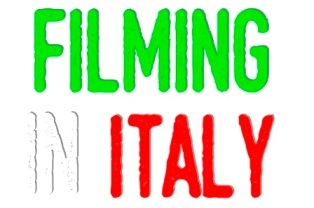 AL VIA A LOS ANGELES FILMING ON ITALY