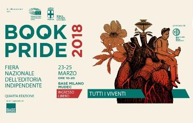 """""""TUTTI I VIVENTI"""" AL BOOK PRIDE DI MILANO"""