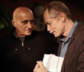 """MEET THE AUTHORS"": ERRI DE LUCA E PAOLO SASSONE-CORSI ALL'IIC DI LOS ANGELES"