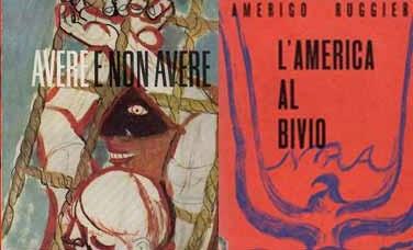 """I LIBRI EINAUDI 1933-1983. COLLEZIONE CLAUDIO PAVESE"" IN MOSTRA A MILANO"