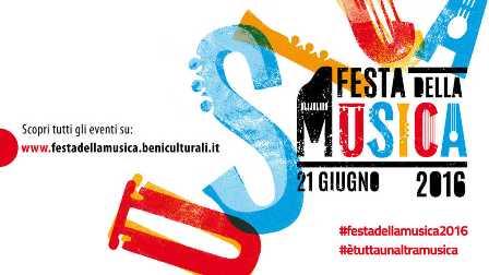 21 GIUGNO: FESTA DELLA MUSICA ANCHE IN AMBASCIATA