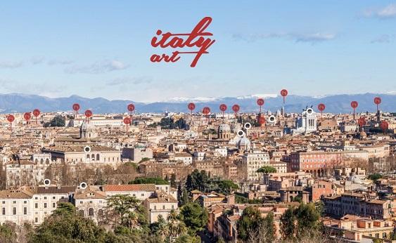 ITALYART: ONLINE L'ARTE ITALIANA A 360°