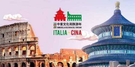 2020: È l'ANNO ITALIA- CINA