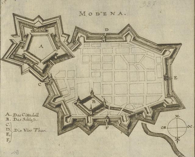 L'antica cartografia delle Gallerie Estensi per le scuole italiane