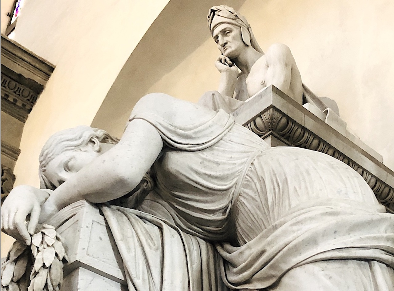 Nuova vita per il cenotafio di Dante