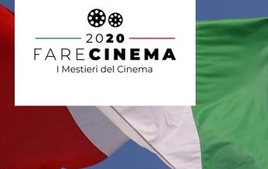 FARE CINEMA EDIZIONE 2020