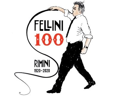 """FELLINI 100 GENIO IMMORTALE"""