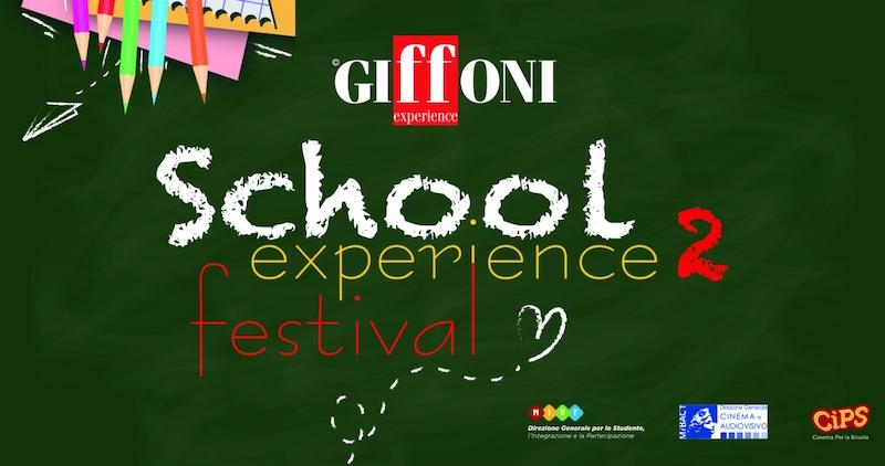 Giffoni porta il cinema nelle scuole