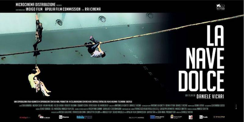 """""""La nave dolce"""": il documentario di Daniele Vicari all'IIC di Tirana"""