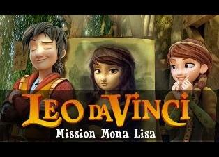 """""""LEO DA VINCI: MISSION MONA LISA"""": IL FILM DI ANIMAZIONE DI SERGIO MANFIO AL KIDS EURO FESTIVAL DI WASHINGTON DC"""