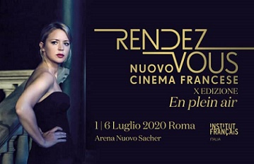 RENDEZ-VOUS: IL FESTIVAL DEL NUOVO CINEMA FRANCESE TORNA A ROMA