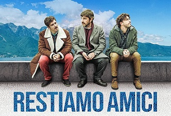 "FERRAGOSTO AL CINEMA: ""RESTIAMO AMICI"" ALL'IIC DI LOS ANGELES"