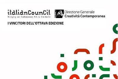 ITALIAN COUNCIL: I VINCITORI DELL