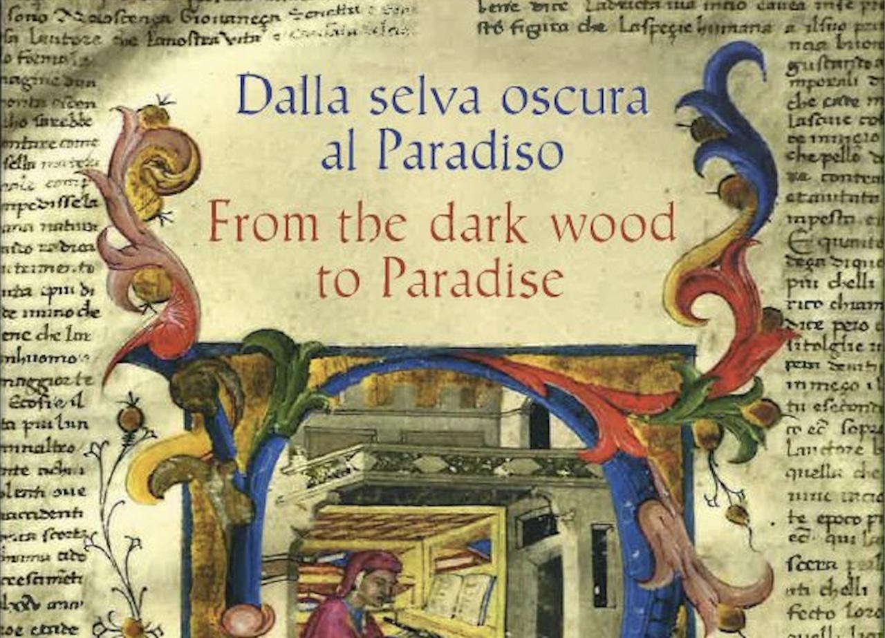 """Dante700/ A Madrid la presentazione dell'audiolibro """"Dalla selva oscura al Paradiso"""""""