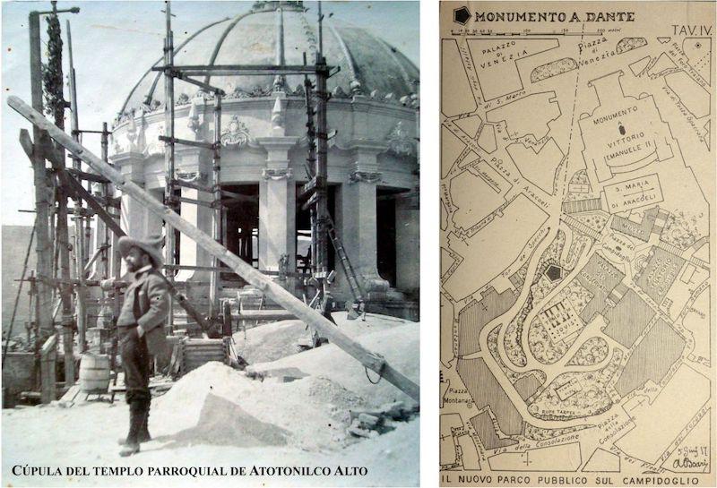 """""""Italian Diaspora in the World"""": una nuova pubblicazione sull'architetto italiano Adamo Boari"""
