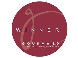 GOURMAND WORLD COOKBOOK AWARDS: CINQUESENSI EDITORE SBANCA CON DUE VITTORIE