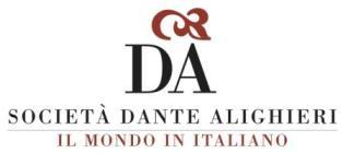 ATTIVITÀ DELLA DANTE ALIGHIERI: COCNLUSO L'ESAME DEL COMITATO ITALIANI NEL MONDO DELLA CAMERA