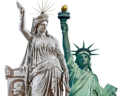"""SISTERS IN LIBERTY. FROM FLORENCE TO NEW YORK"""