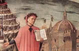 """""""Con Dante"""": la Comunità radiotelevisiva italofona nel 700° dalla morte del Sommo Poeta"""