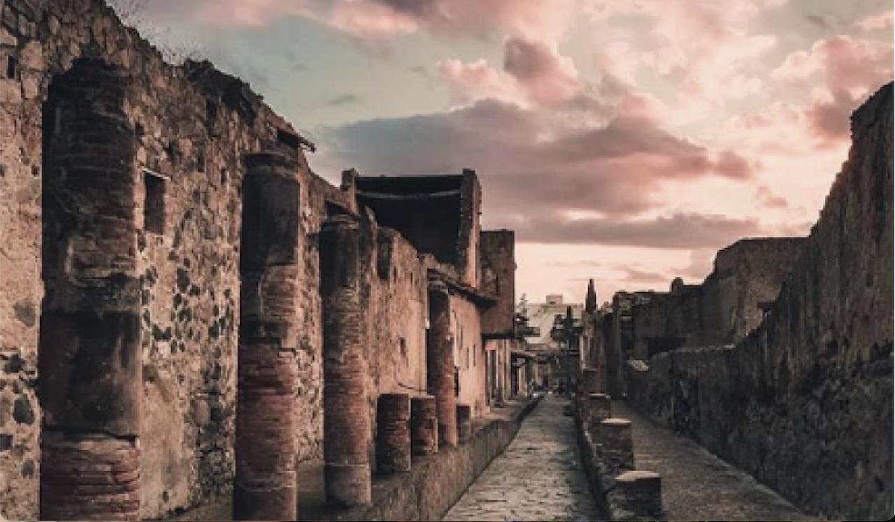 Riapre il Parco Archeologico di Ercolano