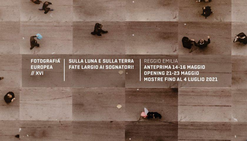 """""""Sulla Luna e sulla Terra / fate largo ai sognatori!"""": a Reggio Emilia la XVI edizione di FOTOGRAFIA EUROPEA"""