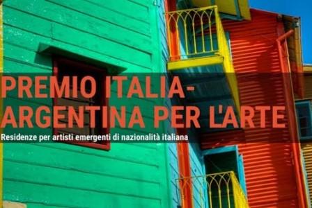 PREMIO ITALIA-ARGENTINA PER L'ARTE EDIZIONE 2020