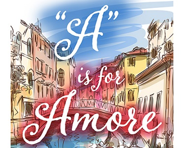 """A IS FOR AMORE"": PRESENTAZIONE IN LIVE STREAMING DEL LIBRO DI DIANNE HALES"