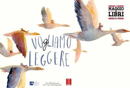 CONCLUSO IL MAGGIO DEI LIBRI 2018: 4.228 INIZIATIVE IN TUTTA ITALIA