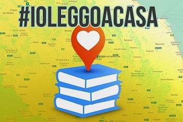 #IOLEGGOACASA CON IL MAGGIO DEI LIBRI