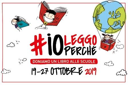 """RISULTATI RECORD PER """"IOLEGGOPERCHÉ"""": 1MILIONE DI LIBRI DONATI ALLE SCUOLE"""