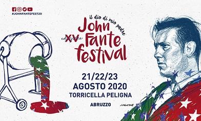 """PARTE LA XV EDIZIONE DEL JOHN FANTE FESTIVAL """"IL DIO DI MIO PADRE"""""""