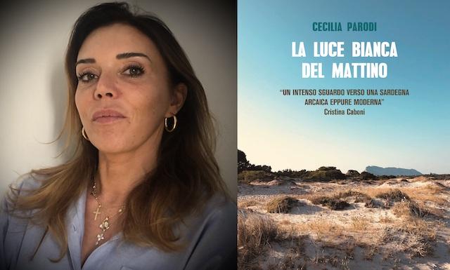 """In libreria il libro di Cecilia Parodi """"La luce bianca del mattino"""""""
