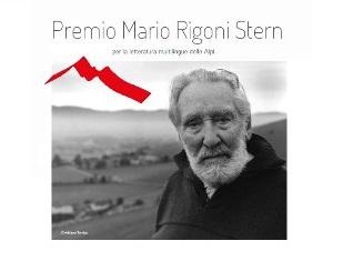 PREMIO MARIO RIGONI STERN PER LA LETTERATURA MULTILINGUE DELLE ALPI: IL 28 MARZO LA PREMIAZIONE
