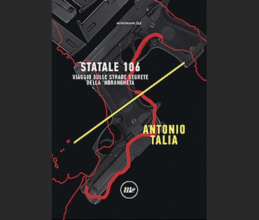 """Antonio Talia ospite dell'IIC di Amburgo con """"Statale 106. Viaggio sulle strade segrete della 'ndrangheta"""""""
