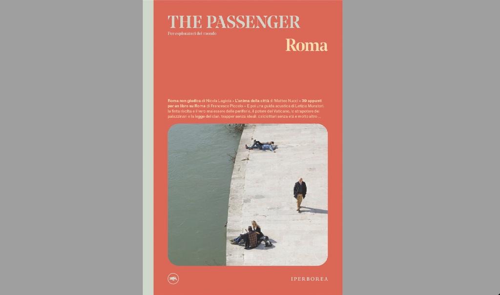 "Iperborea lancia ""The Passenger - Roma"""