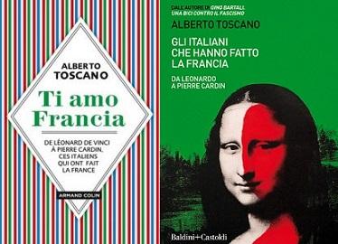 """""""GLI ITALIANI CHE HANNO FATTO LA FRANCIA"""": IL COMITES DI CHAMBÉRY AL """"MARCHÉ DES CONTINENTS"""" CON ALBERTO TOSCANO"""